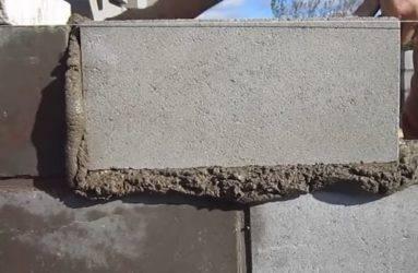 Стандартные размеры шлакоблоков: варианты использования в строительстве