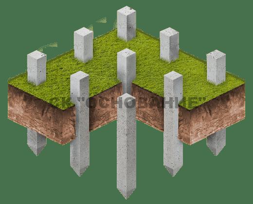 Какова цена свайно-забивного фундамента с установкой и что на нее влияет?
