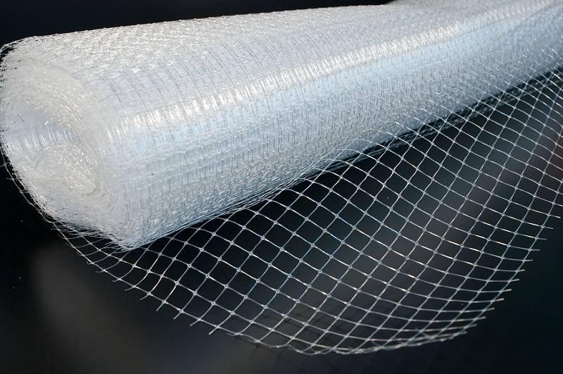 Армирующая сетка для штукатурки фасадных стен: как крепить и её расход