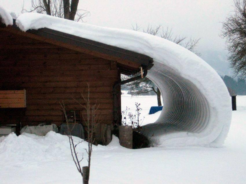 Расчет снеговой нагрузки на кровлю: как не наделать ошибок при проектировании и эксплуатации крыши