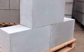 Изготовление блоков из ячеистого бетона: обзор особенностей изделий и технологии изготовления