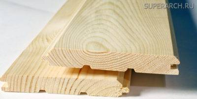 Блок-хаус: особенности пиломатериала, применение, плюсы и минусы