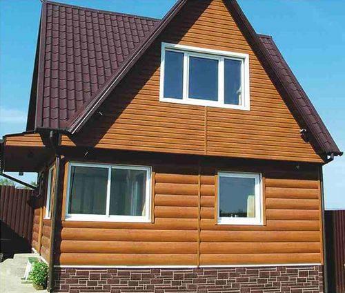 Блок-хаус или сайдинг: что лучше и дешевле для внешней отделки фасада