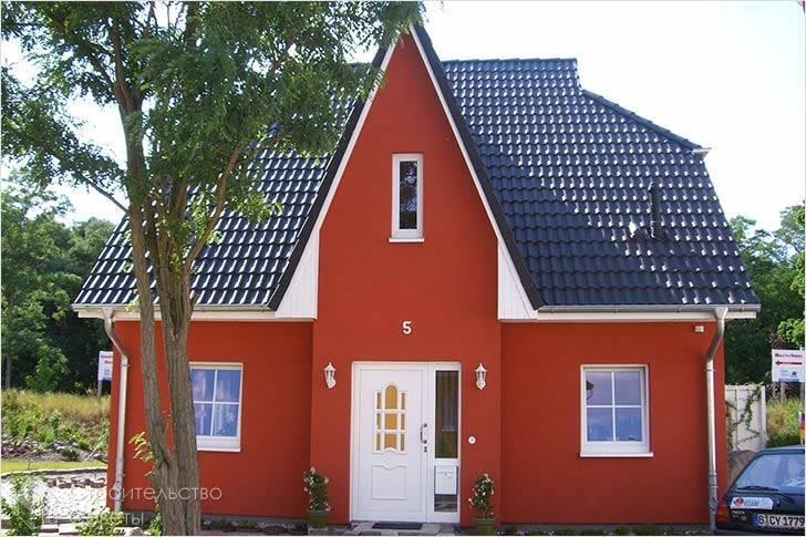 Как выбрать фасадную краску для наружных работ: какая краска для фасада самая лучшая и рейтинг видов отделочных составов