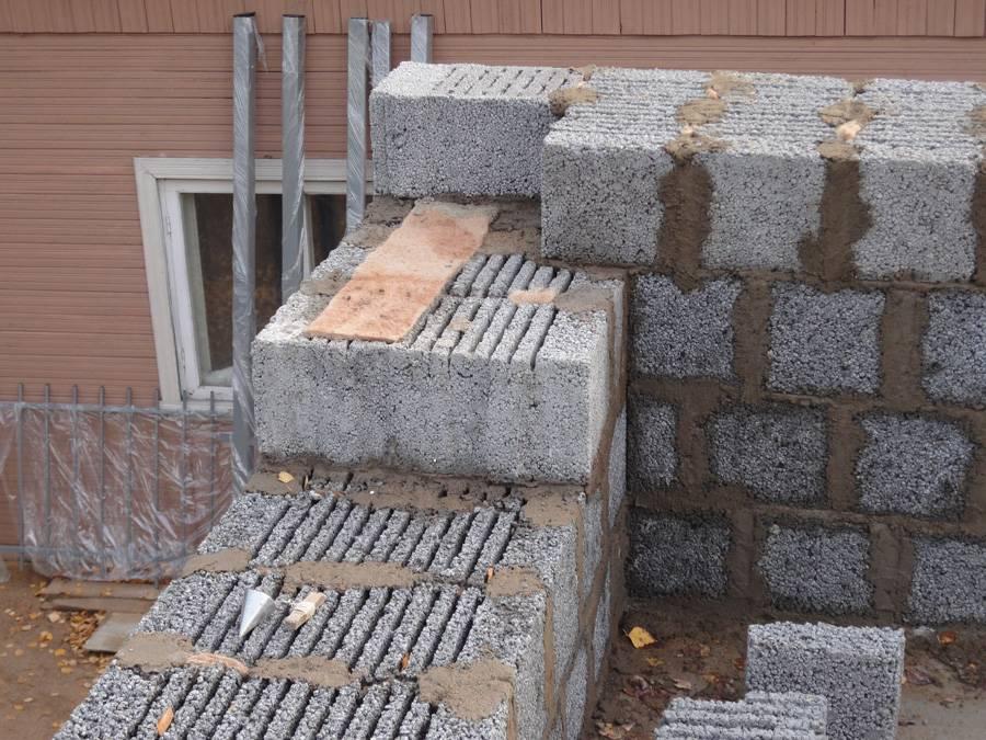 Керамзитобетонные блоки: размеры согласно гост, виды и таблицы характеристик - мастерим для дома и дачи своими руками