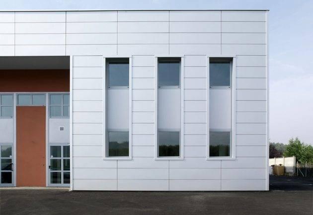 Композитные панели для фасада (57 фото): навесные вентилируемые фасады из композитных панелей, технология облицовки и монтаж