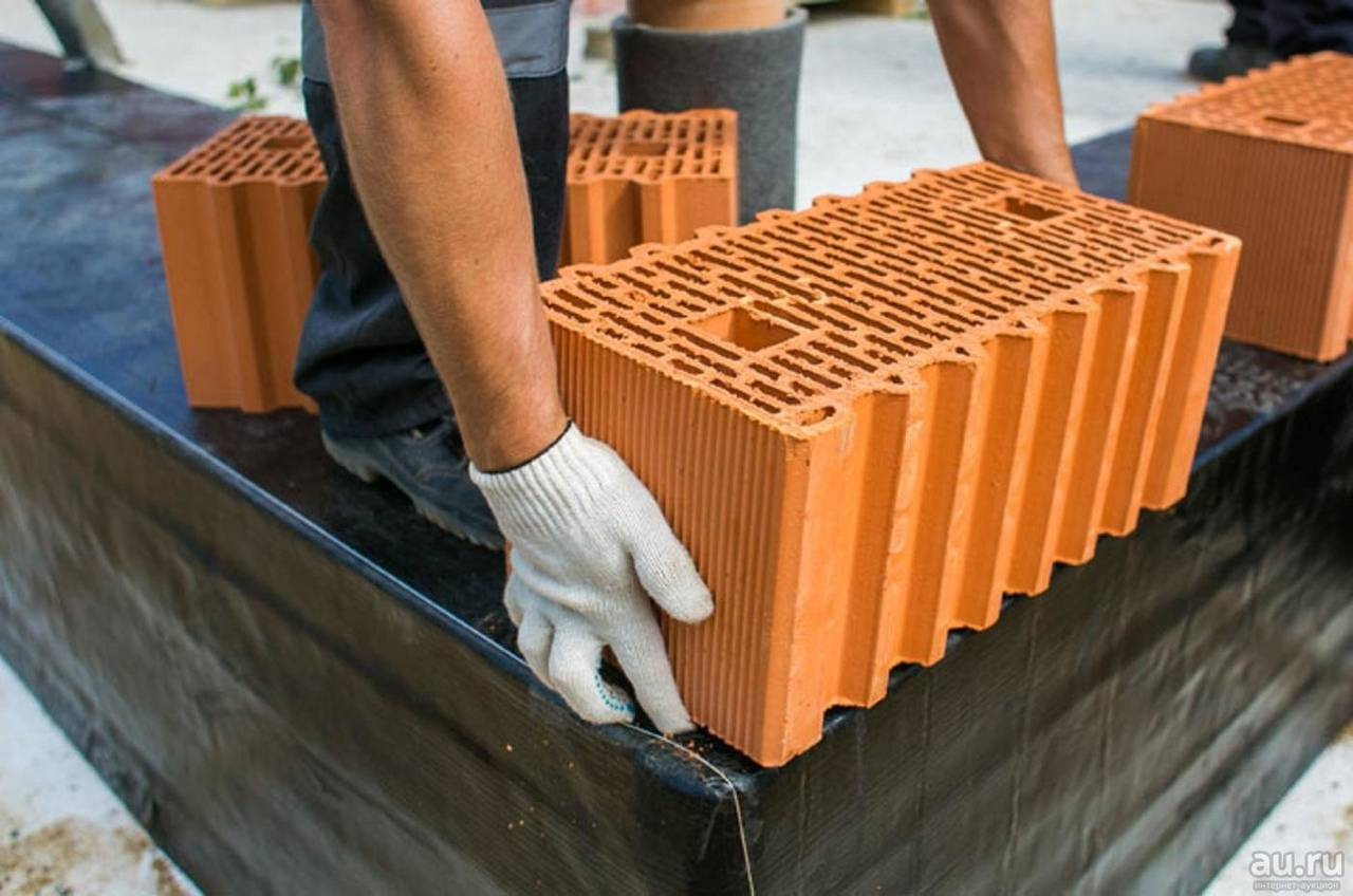 Все тонкости кладки силикатных блоков