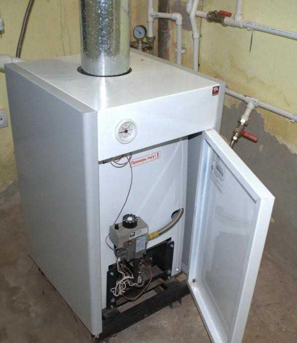 Напольный или настенный газовый котел?