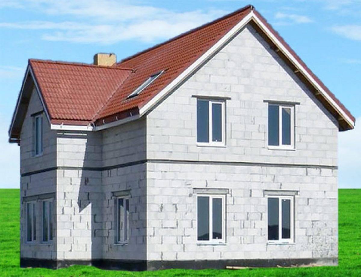 Из какого пеноблока лучше строить дом?