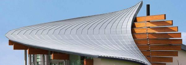 Кровельная сталь: оцинкованный лист с полимерным покрытием, оцинковка кровли и устройство крыши по госту