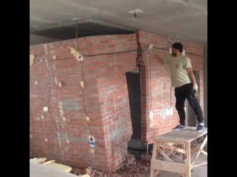 Демонтаж кирпичных стен: технология, цена работ