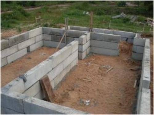 Классификация подпорных стенок, и материалы для их изготовления