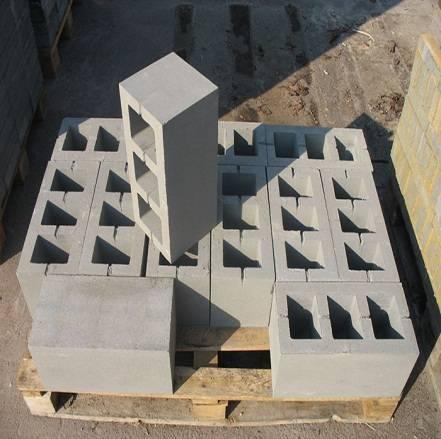 Что такое фундаментные бетонные блоки?