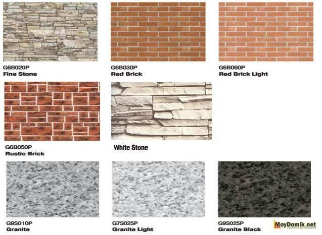 Металлические фасадные панели (33 фото): алюминиевые варианты для фасада, сырье из оцинкованной стали с покрытием «полиэстер» для наружной отделки дома