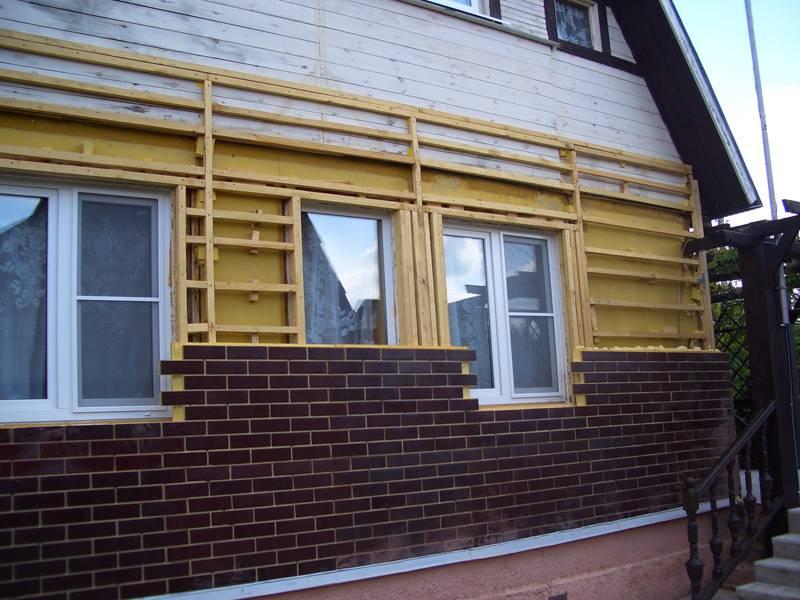 Клинкерные панели для фасада без утеплителя — ускорят монтаж и сэкономят средства