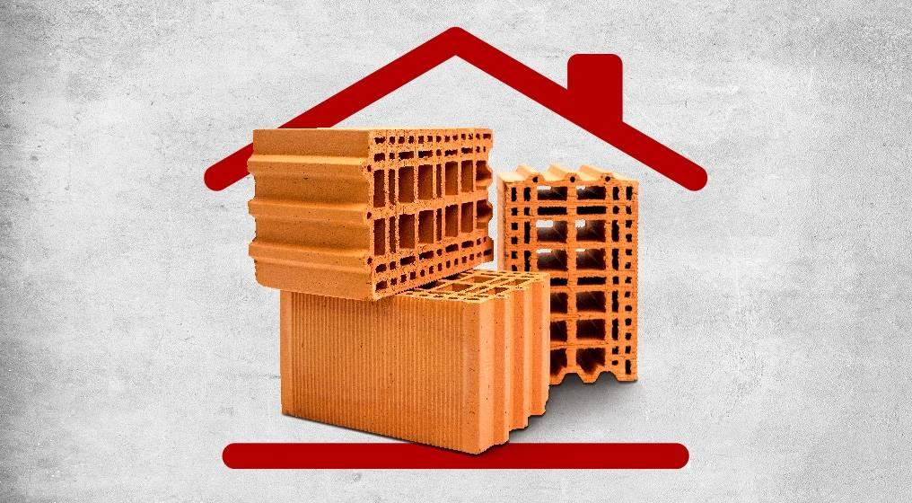 Сравнение разных производителей керамических блоков: кетра, бис, поромакс, лср, браер, какие лучше для строительства дома, рейтинг по качеству в россии