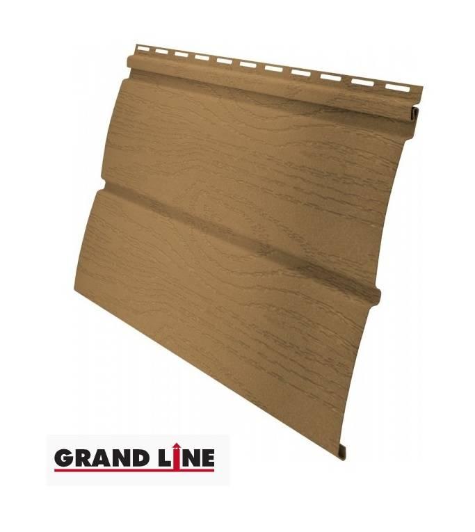 Достоинства и недостатки блок-хауса фирмы Гранд Лайн (Grand Line)