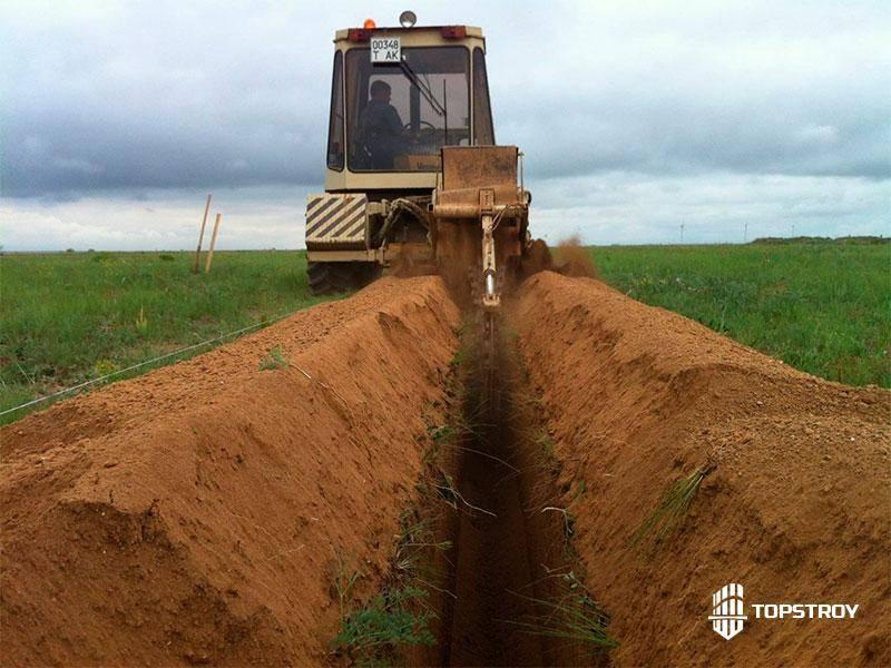 Копка фундамента вручную: как надо правильно копать