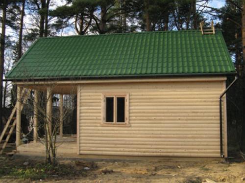 Стоит ли строить дом из профилированного бруса?