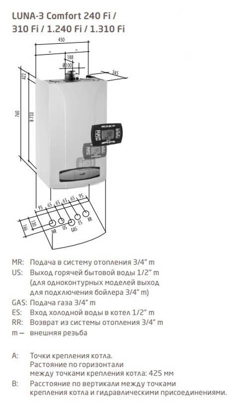 Инструкция по эксплуатации газового котла в частном доме. особенности эксплуатации газовых котлов