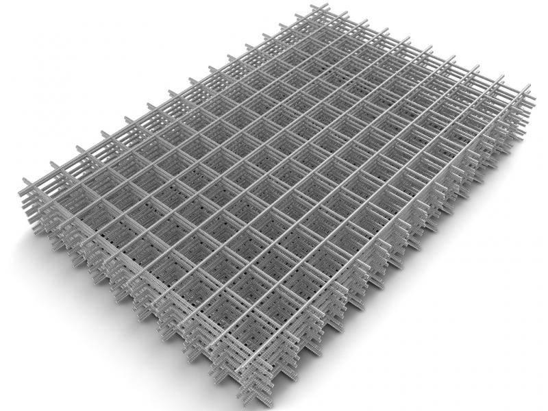 Применение кладочных сеток для газобетонных блоков