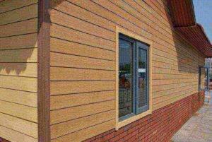 Фасадная доска из дпк - пошаговая инструкция по установке