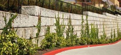 Подпорная стенка своими руками: расчет и устройство - строительство и ремонт
