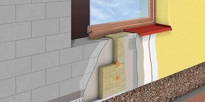 Чем утеплить дом из газобетона снаружи: 300, 400, нужно ли, теплон, пеноплексом, стены, почему нельзя пенополистиролом, фасад, толщина