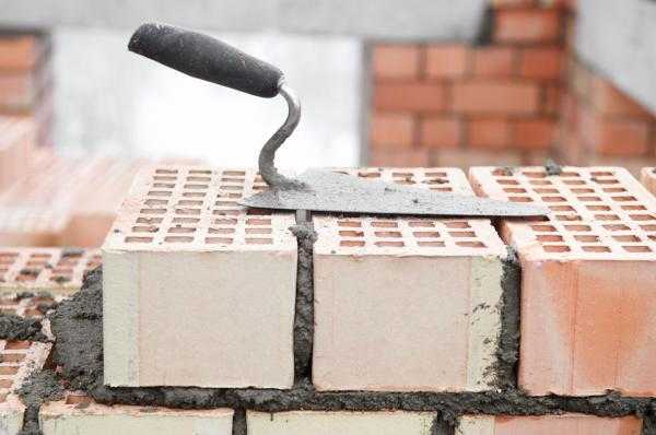 Кирпичные стены и толщина кладки по снип: бетонные перекрытия