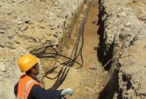 Прокладка кабеля в трубах: виды труб и технология монтажа