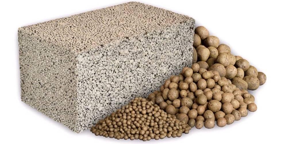 Состав керамзитобетона на 1м3: ингредиенты, пропорции и рецепты