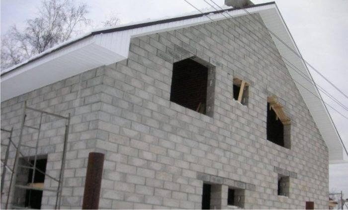 Отзывы застройщиков и владельцев домов о полистиролбетонных блоках