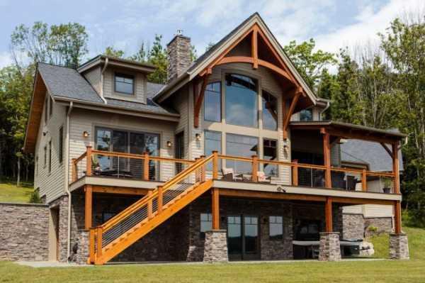Сравнение по стоимости строительства своего дома из кирпича, пенобетона, дерева и каркаса