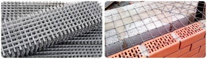 Как правильно и чем лучше армировать кладку из газобетонных блоков