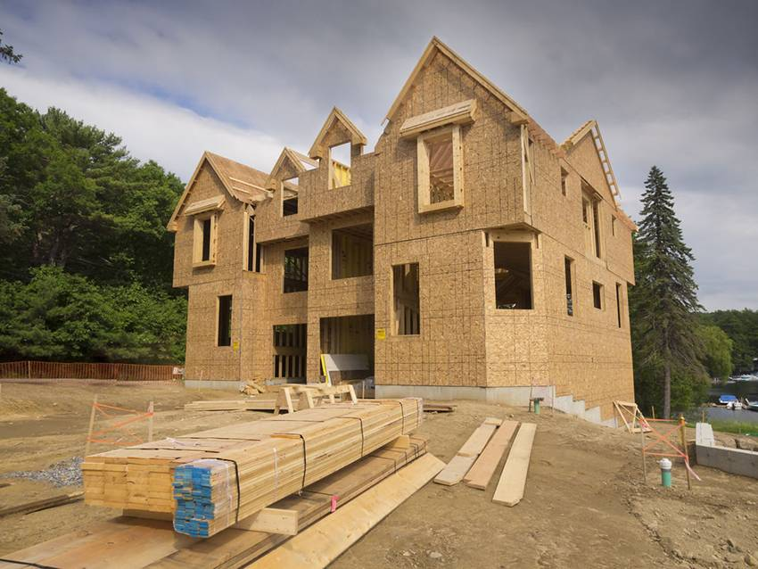 Домокомплект из профилированного бруса: что входит в комплект для строительства дома, сборка, цена, плюсы и минусы