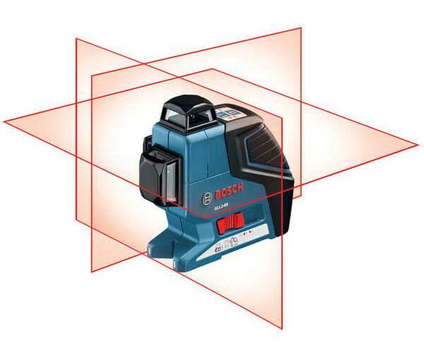 Лазерный уровень Bosch: обзор множества моделей и как выбрать нивелир с разверткой 360 градусов + отзывы покупателей