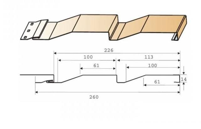 Подробное сравнение металлического и винилового видов сайдинга под брус