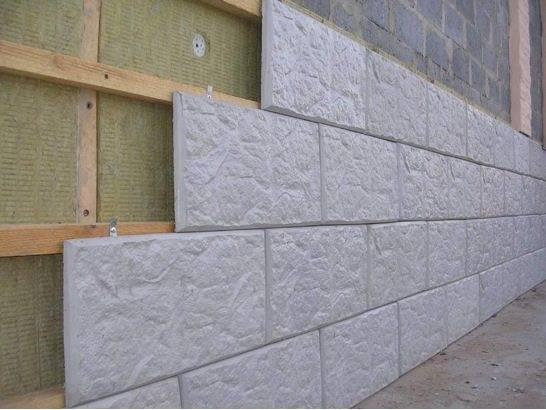 Отделка фасадов керамическим гранитом — клеим на века!