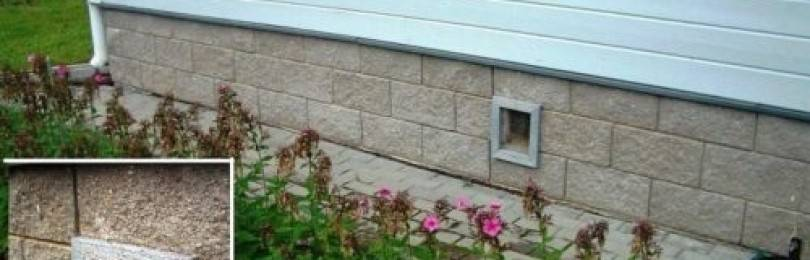 Продухи в фундаменте деревянного и кирпичного дома: зачем нужны вентиляционные отдушины в подвалах