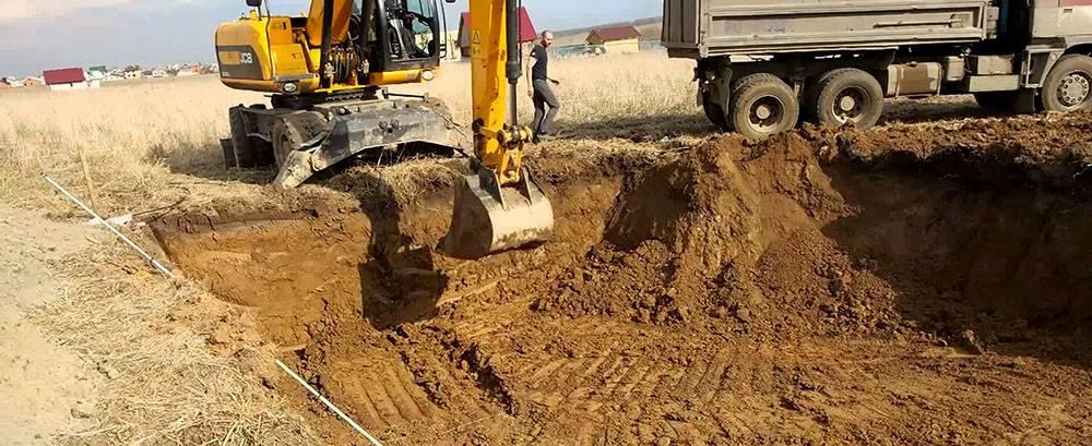 Акт скрытых работ на устройство песчаного основания. акт освидетельствования и приемки котлована