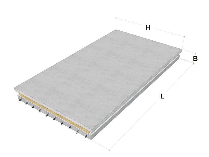 Монтаж трехслойных стеновых панелей
