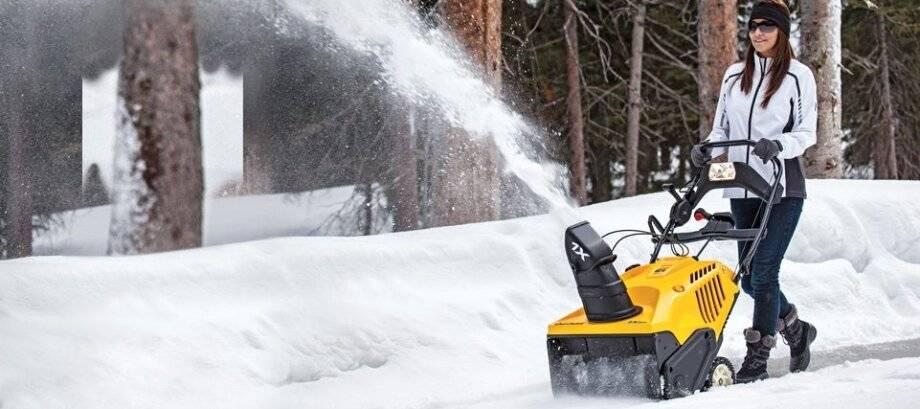 Как выбрать снегоуборщик для частного дома: обзор моделей, технические характеристики, плюсы и минусы