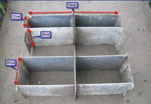 Состав и пропорции опилкобетона, объем ведрами