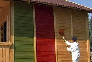 Краски tikkurila: виды и область применения
