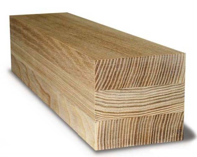 Что представляет собой клееный брус, плюсы и минусы его применения в современном строительстве