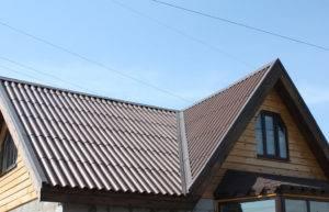 Виды шифера для крыши и кровли: какой шифер бывает
