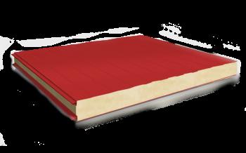 Сэндвич-панели стеновые с пенополиизоциануратным утеплителем (пир/pir)  купить по выгодной цене за 1м2, лист в казани - казань.стройсистема.рф
