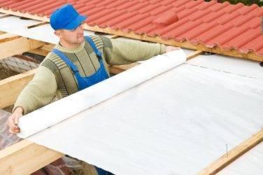 Утепление мансарды изнутри: как правильно утеплить крышу мансарды