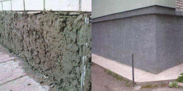 Штукатурка «волма»: толщина слоя цементной штукатурной смеси для стен, расход на 1 м2, отзывы
