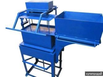 Оборудование для производства арболитовых блоков: бетоносмеситель и бетономешалка - в чем отличие? чертежи станка для изготовления арболита своими руками